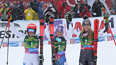 Tessa Worley wins World Cup season opener in Soelden