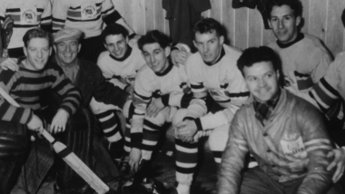 Team Gb Win Surprise Ice Hockey Gold in 1936