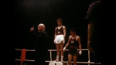 Henryk Niedźwiedzki in Melbourne 1956