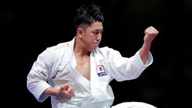 【空手】KARATE1プレミアリーグ2019東京大会3日目 形で喜友名諒と清水希容が優勝
