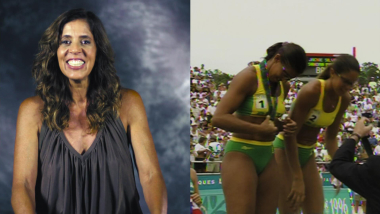 Silva explains why she wants to rewrite her golden Olympic moment