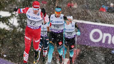 30 Km Intervalo (M)   Copa do Mundo FIS - Beitostolen