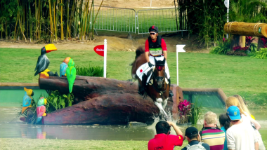 Cross-Country | FEI Eventing Nations Cup - The Plains