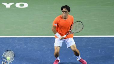 41歳3カ月、松井俊英が男子単ATPランキングで現役最年長ランカーに