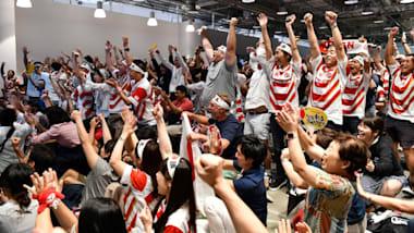 【10/20(日)】ラグビーW杯準々決勝・日本vs南アフリカのパブリックビューイング会場をチェック