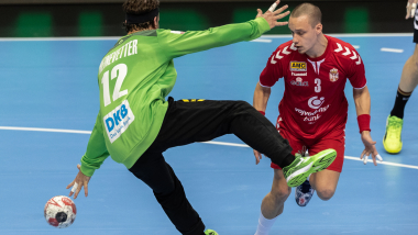 Tunisia vs Sweden | IHF Championship - Herning