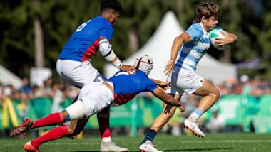 决赛和排位赛 - 七人制橄榄球 | 2018年布宜诺斯艾利斯青奥会