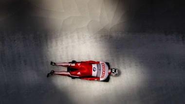 Скелетон, мужчины - Заезд 1 | Кубок мира IBSF - Инсбрук