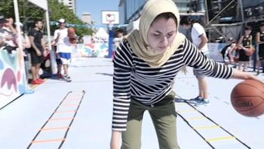 Samira Asghari: De réfugiée à membre du CIO