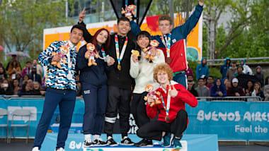 Finale par Équipes (Mixte) - Breaking | JOJ Buenos Aires 2018