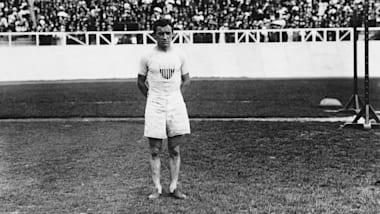 Pietri disqualified after bizarre finish to 1908 marathon