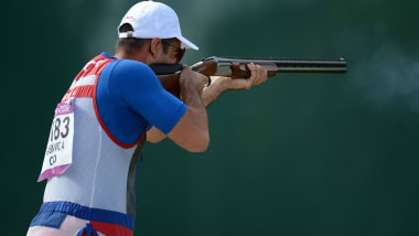 Skeet Men's Final | ISSF World Cup Final Shotgun - Al Ain