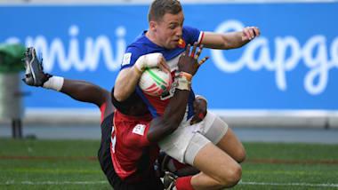 7人制ラグビー、男子セブンズ日本代表はプールB3連敗…チャレンジトロフィーではフランスと対戦