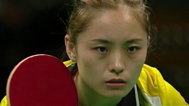 观看...ITTF亚洲锦标赛 - 雍亚卡他