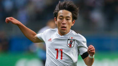 日本代表MF三好康児、ベルギー1部ロイヤル・アントワープFC移籍