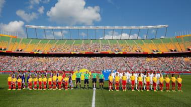 サッカー女子W杯日程・放送予定:なでしこジャパン対イングランドは20日(木)の4時キックオフ