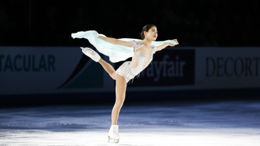 Satoko Miyahara claims Skate America title for second year in a row