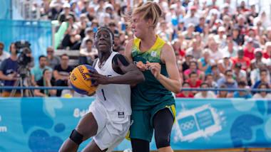 Basquete 3X3 - Semifinais e Finais | YOG Buenos Aires 2018