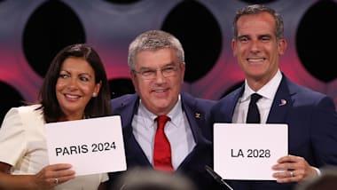 東京五輪の開幕まで1年、次の夏季五輪開催地・パリからもメッセージ