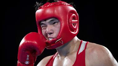 남자 헤비급(91kg) 결승-복싱 | 부에노스 아이레스 2018 YOG
