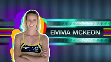 إيما ماكيون - الأولمبيون