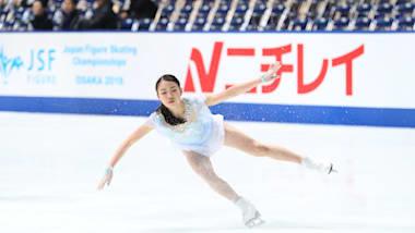 Kihira struggles in Japan short program; Zagitova on top in Russia as Medvedeva toils