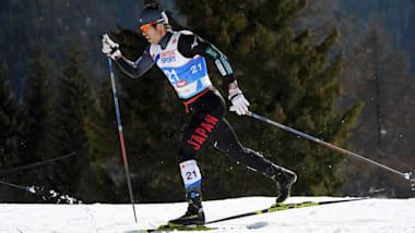 ノルディックスキー世界選手権、男子30kmスキーアスロンで吉田圭伸が20位