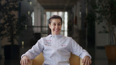 Carolina Marin mette fine all'egemonia asiatica nel badminton