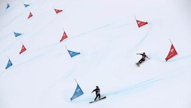 Slalom Gigante Paralelo - Día 1   Copa del Mundo de la FIS - PyeongChang