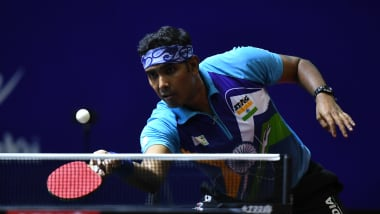Little reward for Indians at Asian Table Tennis Champs