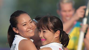 ホッケー東京五輪テストイベント3日目:日本女子代表はオーストラリアに土壇場で追いつかれ悔しい引き分け