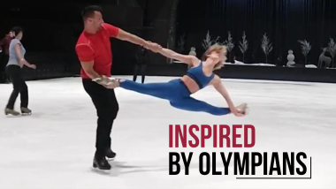 Winter Sports Compilation | Inspired by Olympians