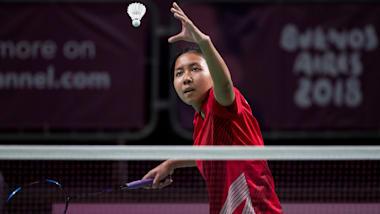 Petites Finales par Équipes - Badminton | JOJ Buenos Aires 2018
