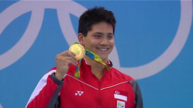 Rio Re-Live: 100-Meter-Schmetterling, Finale der Männer