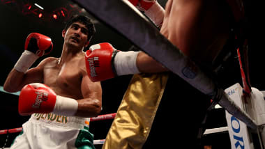 Vijender Singh: From Bhiwani to Beijing and beyond