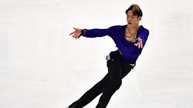フィギュア、全日本選手権で宇野昌磨がSP首位…5年ぶり出場の高橋大輔は2位