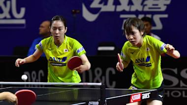 【卓球】アジア選手権5日目:張本智和ら4回戦進出、石川佳純ら女子は全員が勝利