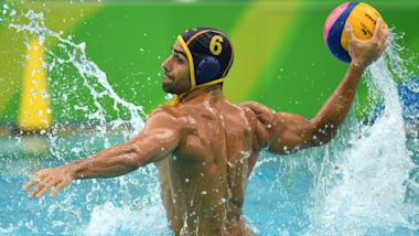 Men's QF 3 - HUN v AUS   Water Polo - FINA World Championships - Gwangju