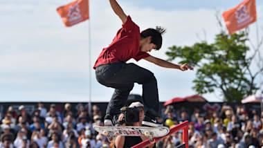 【東京オリンピック出場枠争い】スケートボード:冬季五輪銀メダリスト・平野歩夢も参戦し、激化する代表争いは注目必至