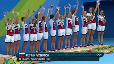 Polo Aquático: Partida pelo Bronze no Feminino | Replays da Rio 2016