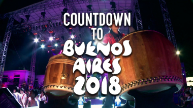 Countdown to Buenos Aires 2018