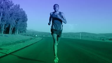 エチオピア期待の長距離ランナーは10代の孤児