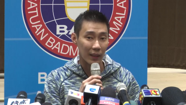 Lee Chong Wei shares future plans