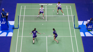Halbfinals 1 | YONEX SUNRISE Hong Kong Open - Hong Kong