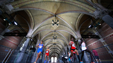 アムステルダムマラソン