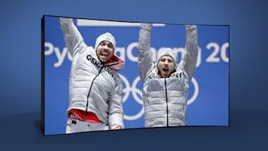 Tobias Wendl & Tobias Arlt | Pyeongchang 2018 | Take the Mic