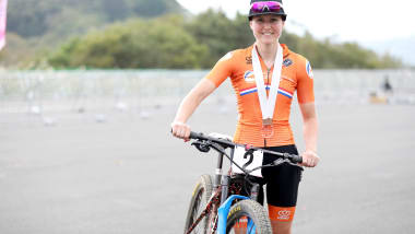 Anne Terpstra rides momentum for Tokyo 2020