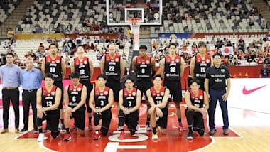 【9月9日(月)】バスケW杯・日本vsモンテネグロの試合日程と放送予定|FIBAワールドカップ
