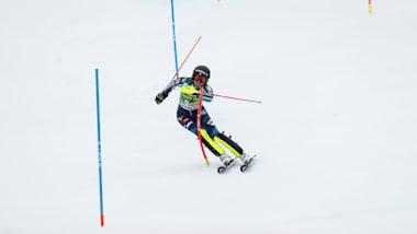 التعرج سيدات - السباق 1   بطولة العالم (FIS) - أوره