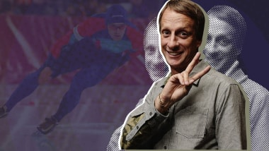 Tony Hawk's favourite: Dan Jansen's final salvation at Lillehammer
